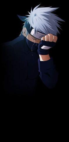 Kakashi Hatake - Anime Wallpaper