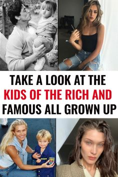 Take a Look at the Kids of the Rich and Famous - All Grown Up Famous Celebrities, Beautiful Celebrities, Celebs, Fish Pond Gardens, Inspirational Qoutes, All Grown Up, Wtf Fun Facts, Beautiful Fish, Pinterest Photos