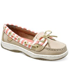 Sperry Top-Sider Girls' or Little Girls' Angelfish Boat Shoes