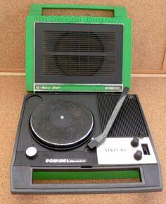 Vitrolinha SOMIDEL - Brasil anos 80