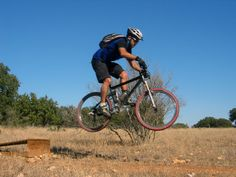Outdoorsy folks need to take a trip to Reimer's Ranch for some mountain biking or rock climbing. Located just on the outskirts of Austin, it's great terrain that makes you forget about city life.