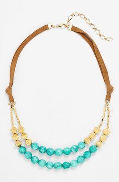 Nordstrom 'Audrey' Beaded Necklace | Nordstrom