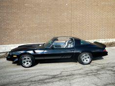 1981 z28 camaro | 486148 - 03/31/12 01:46 PM 1981 Camaro Z28 Black Silver Original ...