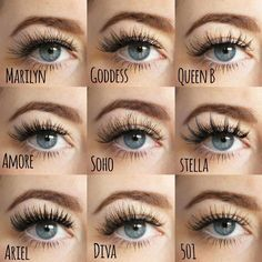 When done professionally eye lash extensions give you long lushes, beautiful lashes that look natural. Koko Lashes, Fake Eyelashes, False Lashes, Permanent Eyelashes, Magnetic Eyelashes, Longer Eyelashes, Eyelash Extensions Before And After, Eyelash Extensions Styles, Russian Eyelash Extensions