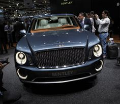 What is this mutant doing on a list of 10Best Concepts? Good question. Here's a better question: Why does a Bentley sport-utility vehicle look like a gilded London taxi? Here's another: What the hell, Bentley? The 9 F got more attention and generated more buzz than any concept here. In a perverted world, that's a perverted sort of success. Okay, now redesign it, Bentley.