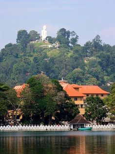 Temple of the Tooth Kandy #VisitSriLanka #lka