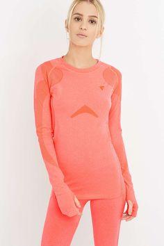 Y.A.S Sport Anatomy Long Sleeve Pink Top