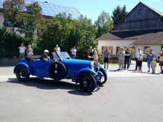 Bugatti-Treffen 5/37