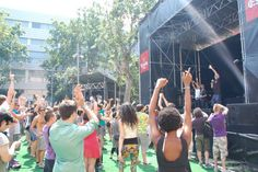 Macba, Sonar Festival, Spain