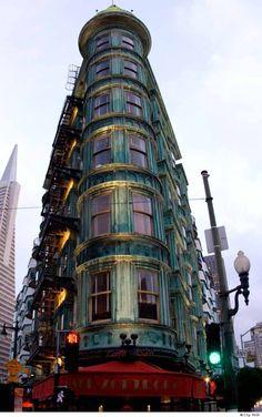 Café Zoetrope en San Francisco.El Plan B