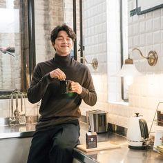 Kim Go Eun Goblin, Goblin Gong Yoo, Korean Celebrities, Korean Actors, Korean Dramas, Handsome Asian Men, Yoo Gong, Goong, Korean Babies
