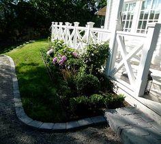 DREAMHOUSE: trädgård