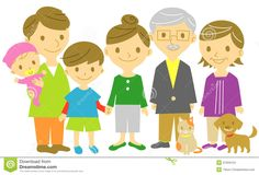Grandparents are our kids' link to the past, just as our kids are their grandparents' hope for the future.