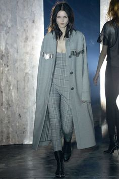 See the complete Alexander Wang Fall 2017 Ready-to-Wear collection.