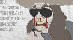 Drossrotzank llorando sangre - by necrotemante