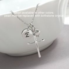 Personalized Confirmation Gift Personalized by alexandreasjewels