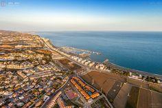Imágenes aéreas de Caleta de Vélez (Puerto) – Carlos Castro ...