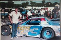 Dale Earnhardt late model
