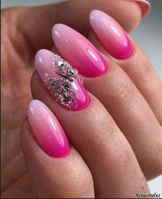 50+ Spring Nails Designs & Colors 2017 - Reny styles