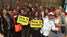 Silicon Valley City Backs $15 Hourly Wage | EQUAL VOICE NEWS