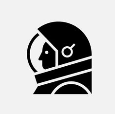 Astronaut by Luis Prado. http://thenounproject.com/term/astronaut/110034/ #icon #icondesign #symbol #design #minimal