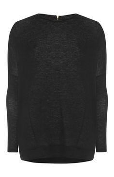 Black PU Trim Warm Handle Top £6.00
