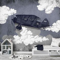 Kidsroom, Baby Kids, Baby Baby, Kids Bedroom, Baby Room, Wallpaper, Children, Ties, Home Decor