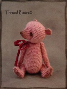 Thread Bears® rose5