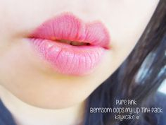 Berrisom Oops My Lip Tint Pack Set ♡ [Virgin Red, Vivid Scarlet, Lovely Peach, Pure Pink, Bubble Pink, Sexy Red] Swatches   Review