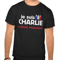 """In memory of the cartoonists murdered by terrorists. """"I am Charlie"""" and """"Freedom of Expression"""" in French. #pop #culture #french #murder #massacre #charlie #suis #news #current #affairs #terrorism #france #muslim #islam #cartoonist #artist #je #suis #charlie #je #suis"""