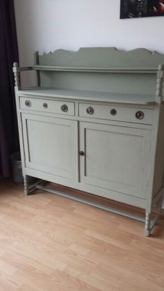 Oud telefoonkastje eigen gepimpte meubels pinterest - Meubels keukenraam ...