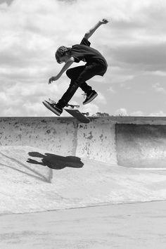 Skate higher