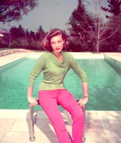 Lauren Bacall, forever awesome. 1924-2014