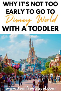 Many parents believe taking their toddler to Disney World is way too early of an age. Parents fear their children won't remember it, won't have anything their age to do, or will not make it through the whole experience. However, I have taken my toddler to Disney World, and it was the best decision I ever made! Here is why Disney World with toddlers is still an awesome vacation! Toddler Vacation, Toddler Travel Bed, Toddler Car Seat, Packing List For Vacation, Vacation Spots, Toddler Travel Activities, Disney World With Toddlers, Travel Car Seat, Airplane Travel