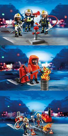 nuevos equipos especiales de bomberos playmobil muy pronto en la tienda online de playmyplanet