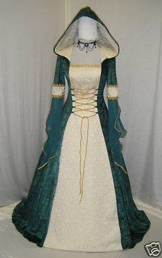 14 century wedding dresses