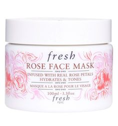 Fresh hasn't changed the gel formula to its Rose Face Mask in its 15 years of existence.