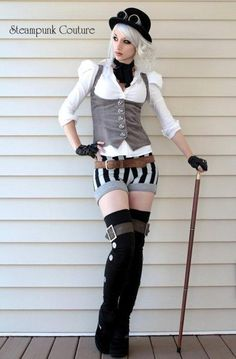 steampunk fashion | Tumblr
