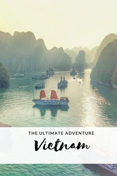 Experiencing the ultimate adventure in #Vietnam. #Hanoi, #Halong Bay, #Saigon. #asia #travelasia