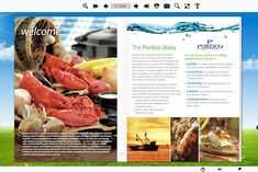 Free Brochure Maker - No Coding Solution For Digital Brochure Free Brochure, Brochure Ideas, Flip Book Maker, Flash Animation, Pdf Magazines, Digital Magazine, Pot Roast, Flipping, Carne Asada