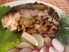 фаршированная рыба по-азербайжански