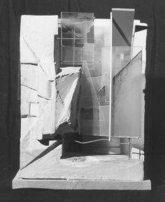 James Anzalone | Plaster Model