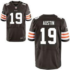 Cleveland Browns #19 Austin Elite Jerseys