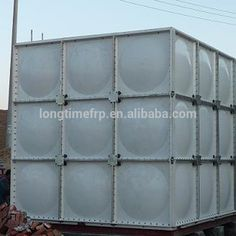 48 Best frp water tank images in 2018 | Water treatment