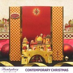 Christmas Craftaganza - Hunkydory