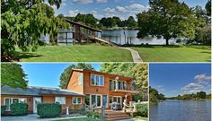 Waterfront Home with Amazing Boathouse! Avenue MD 20609 Property For Sale by Marie Lally