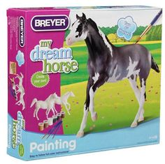 Breyer My Dream Horse - Paint Your Own Horse Activity Kit