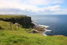 Dunnet Head- Northwards in Scotland   Linden and Lavender