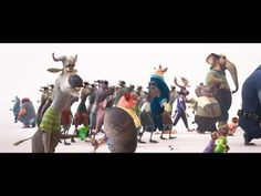 Disney unveil first teaser for Zootropolis