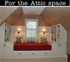 383509724490702348 attic space  love @ Do it Yourself Home Ideas